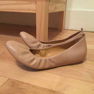 J Crew - Ballet Flats - Nude - Women's 8.5